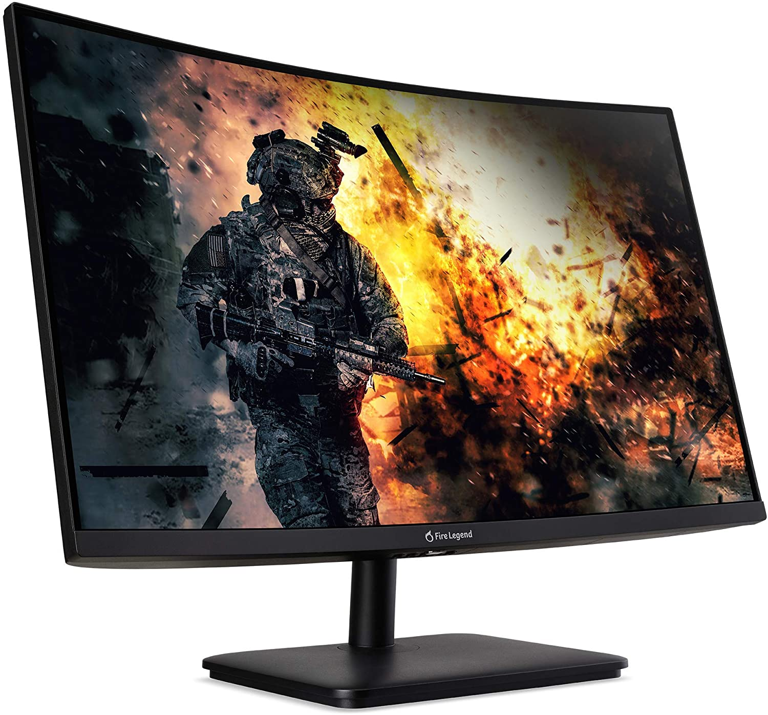 AOPEN 27HC5R 27-inch gaming monitor