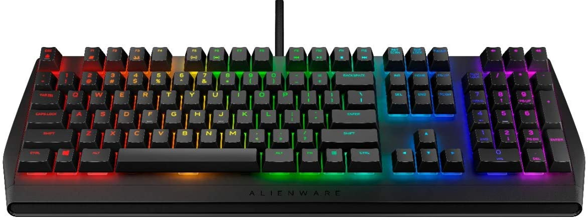 Alienware Low-Profile RGB Gaming Keyboard