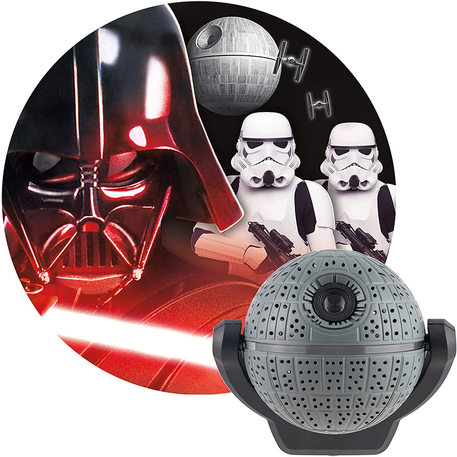 Projectables Star Wars LED Night Light Projector