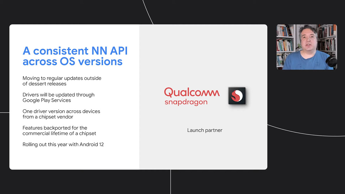 What's new in Android Machine Learning _ Session 7-54 screenshot