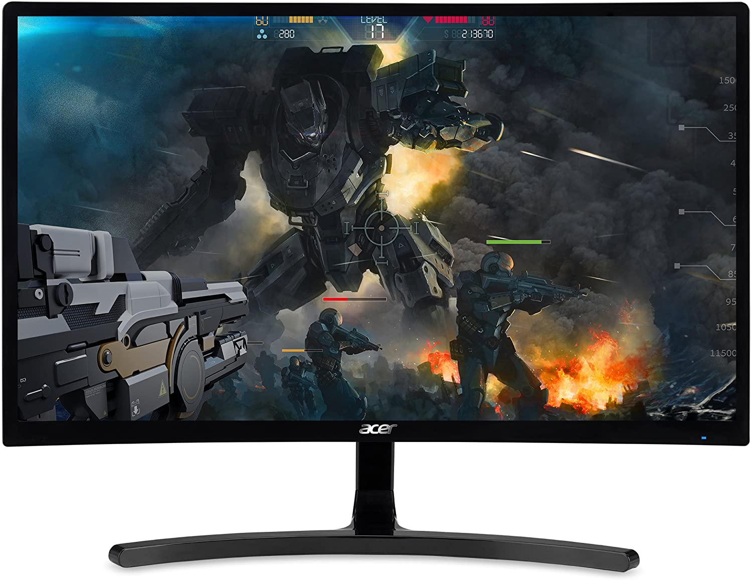 Acer 23.6-inch Curved Gaming Monitor