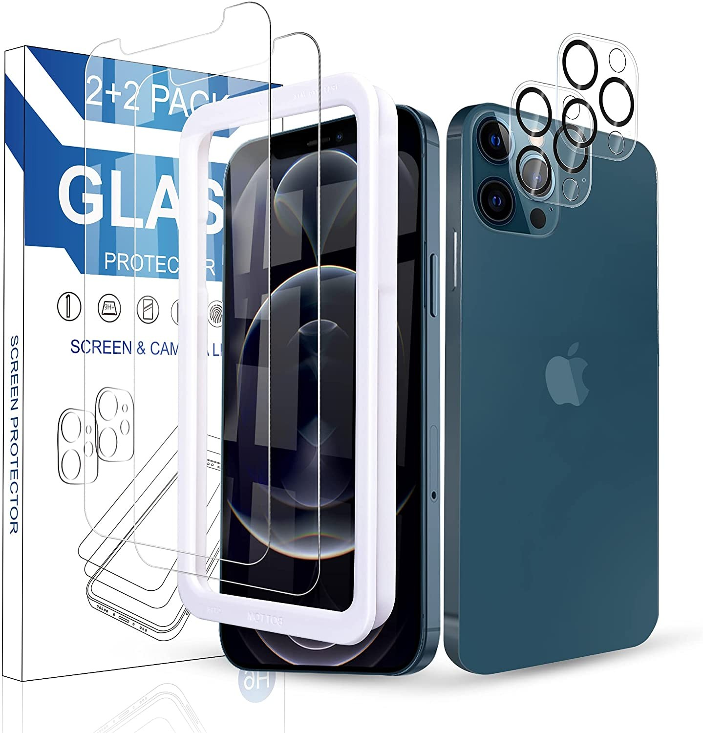 Arae Screen and Lens Protection Combo
