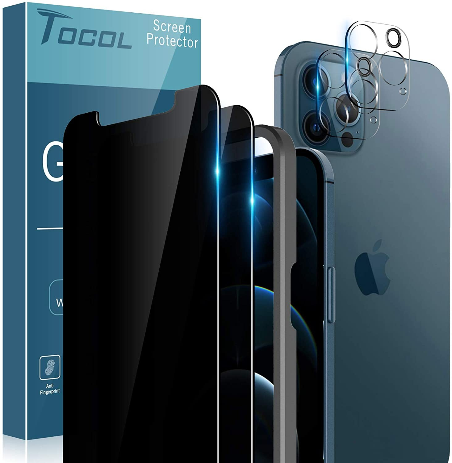 Tocol Privacy Lens Combo
