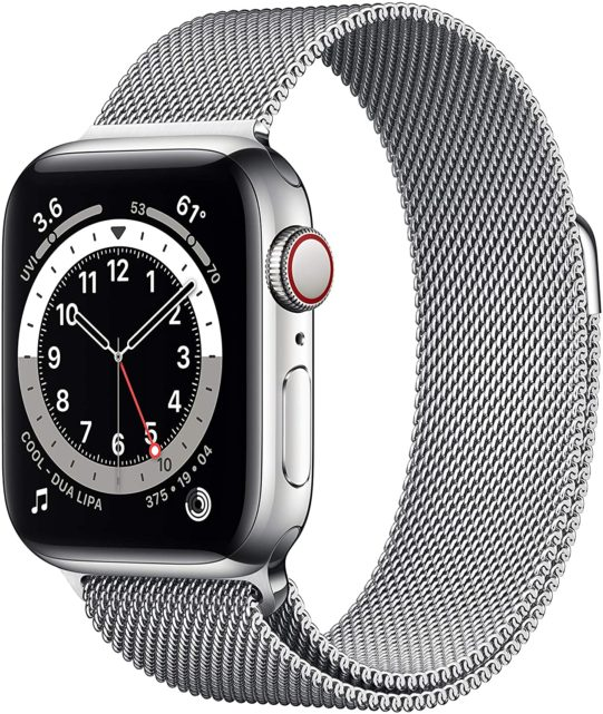 LTE Apple Watch Series 6 best smartwatch for iphone