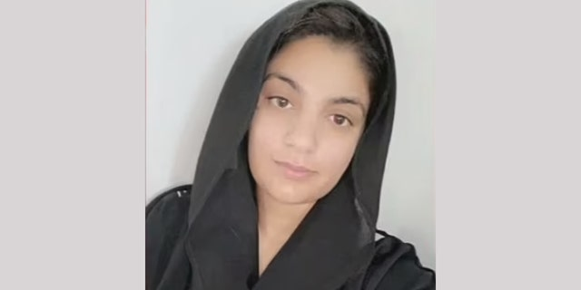 Nasria, 25, a California resident, has left Afghanistan, according to U.S. Rep. Darrell Issa, R-Calif.